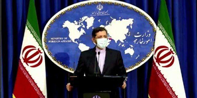 خطیبزاده: ادعای ارسال پیام عراقچی به تیم بایدن ساختگی است