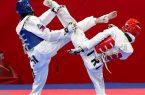 نایب قهرمانی ایران در رقابت نمایشی تکواندو تیمی