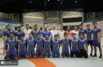 ترکیب کشتی آزاد جوانان ایران در رقابتهای قهرمانی جهان